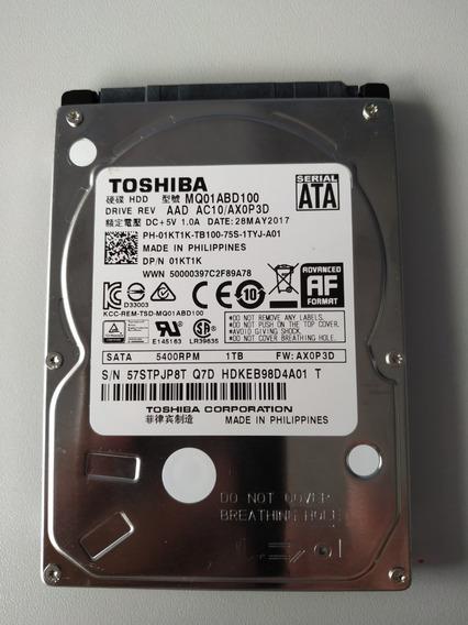 Hd Para Notebook Toshiba 1tb