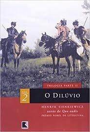 Livro O Dilúvio Vol. 2 Trilogia Part Henryk Sienkiewicz