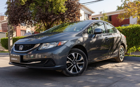 Honda Civic Sedan Lx 1.8 Mec ¡impecable!