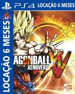 Dragon Ball Xenoverse Primaria Ps4