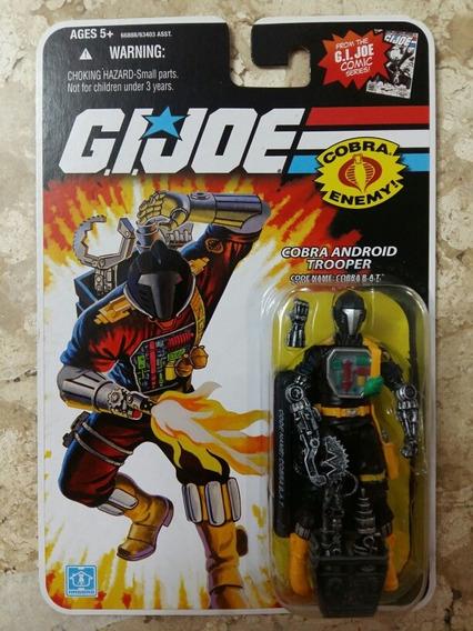 Gi Joe 25th- Cobra B.a.t