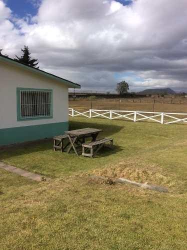 Rancho Por La Marquesa Edo. De Mexico