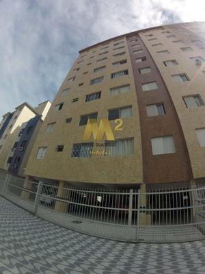 Apartamento De 1 Dormitório À Venda. Canto Do Forte. - V3318