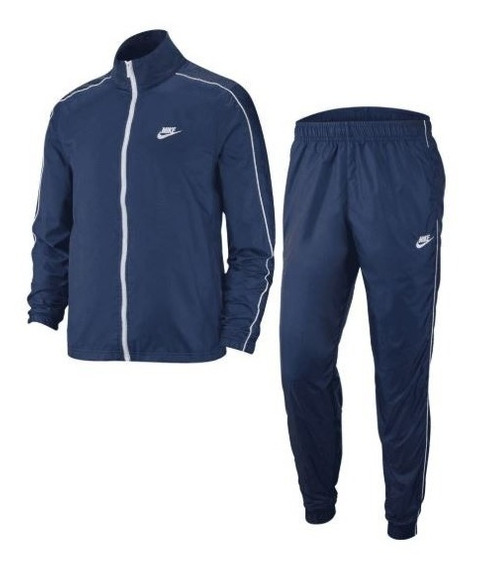 Conjunto Nike Hombre Nsw Suit Basic Woven Sportswear Origin