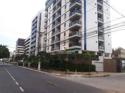 Apartamento Com 4 Dormitórios Para Alugar, 135 M² Por R$ 2.500/mês - Intermares - Cabedelo/pb - Ap2351