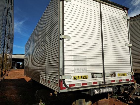 Bau Ibiporã De 8m Para Caminhão Truck