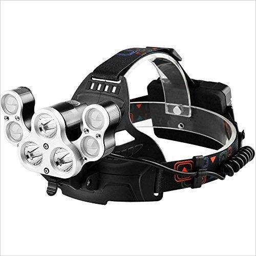 JMP batería-cabeza lámpara 3w cob LED 300//100 lúmenes de planta lámpara angel pesca deportiva