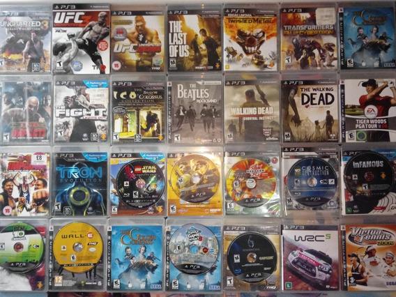Jogos Para Ps3 Playstation3 Em Midia Fisica Original