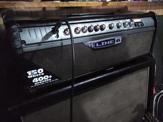 Head O Cabeza Amplificador Line6 Spider3