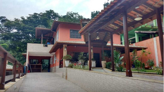 Casa Na Praia Ubatuba Com Obras Iniciadas Para Pousada 900m