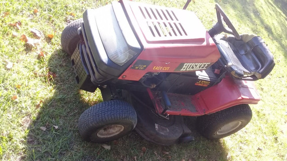Tractor Corta Cesped Sin Funcionar, Motor 17 Hp