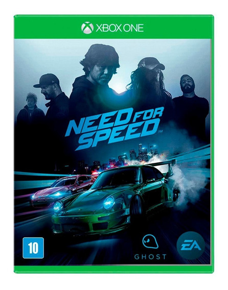 Game Xbox One Need For Speed - Original - Novo - Lacrado