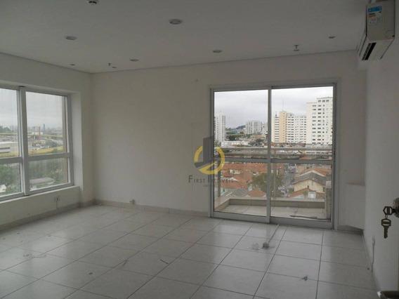 Sala Comercial - 32m² - 1 Vaga - Sa0040