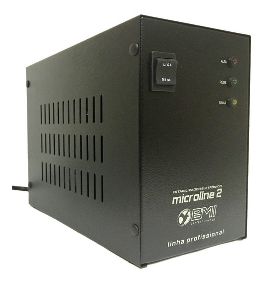 Estabilizador Para Geladeira Electrolux Brastemp Duplex 110v