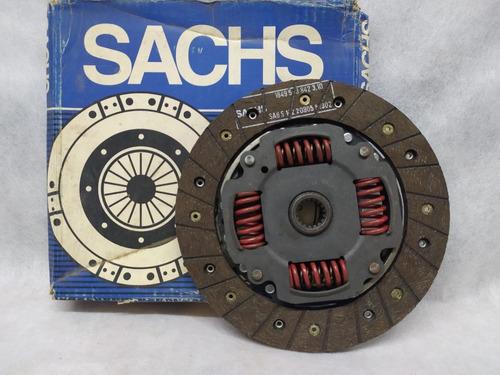 Disco De Embreagem Courier 1.4 16v Sachs 5693