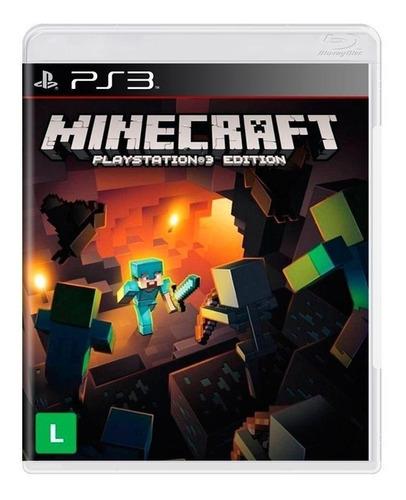 Imagen 1 de 3 de Minecraft  Standard Edition Sony PS3 Físico