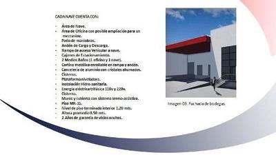 Naves Industriales A Tan Solo 4 Min De La Nueva Planta Toyota.