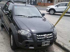 Fiat Strada 1.6 Adventure Cd C/alarma + Lona 2012