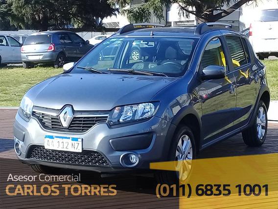 Renault Stepway Dynamique 1.6 Aa112nz Asesor Carlos Torres