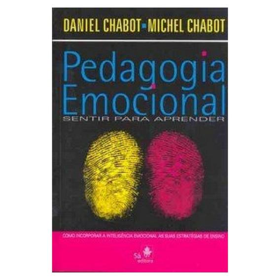 Livro - Pedagogia Emocional