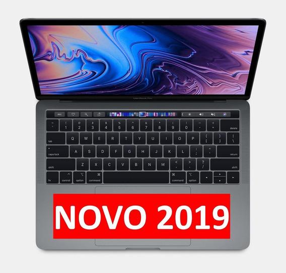 Macbook Pro 13 I5 Quad Core 2,4/256gb/8gb Cinza Mv962 2019
