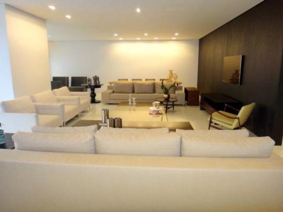 Maravilhoso Apartamento Com 4 Quartos No Bairro Serra. - 1173
