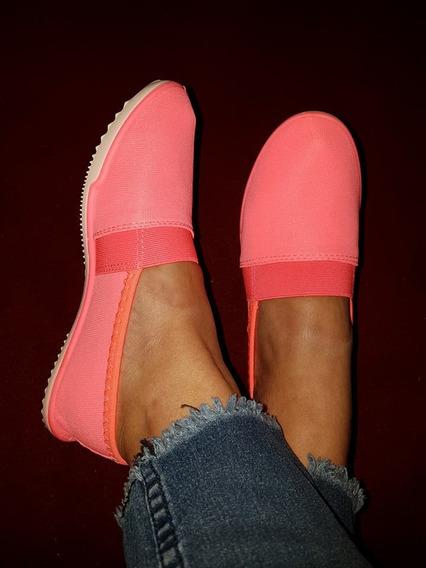 Zapatillas Elastizadas Sin Cordones Importadas Modelo Nuevo