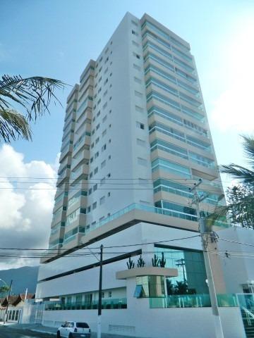 Apartamento Na Praia Com Piscina Ref: 7231 C