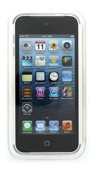iPod Touch 5ª Geração - 16gb - Prata