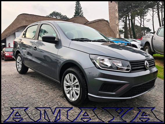 Volkswagen Gol Sedán Comfort Amaya