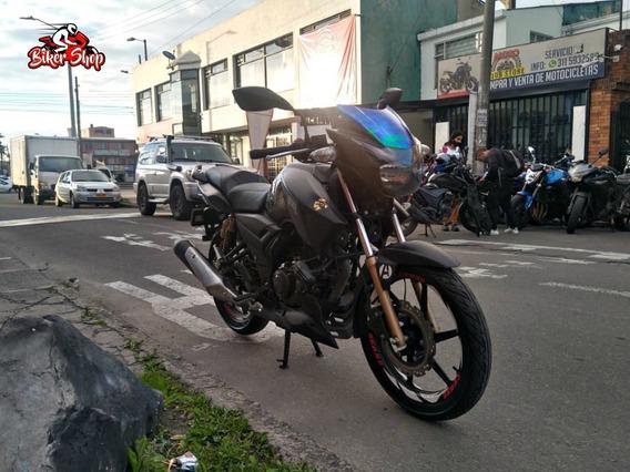 Tvs Apache 180 2019, Excelente Estado *biker Shop*!!!!!!!!!!