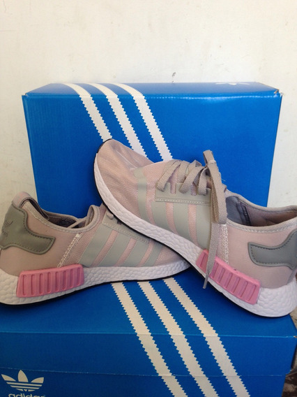 adidas Nmd Cinza Pink