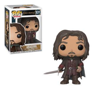 Funko Pop! Movies 531 Lotr Aragorn Nortoys