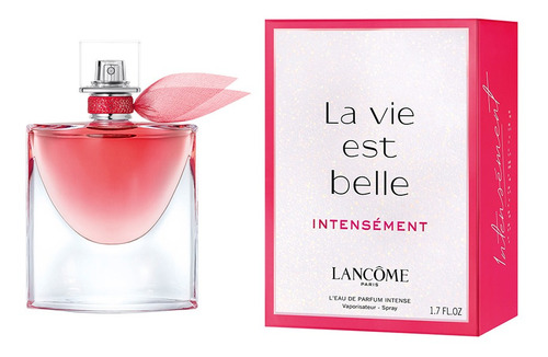 Perfume Lancome La Vida Es Bella Intensement Edp 50ml