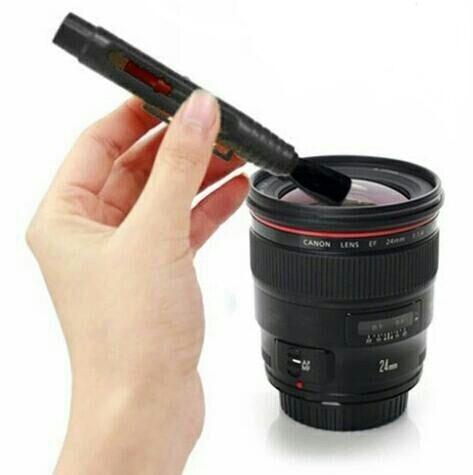 Caneta Tipo Lens Pen Limpeza De Lentes Cameras Canon Nikon