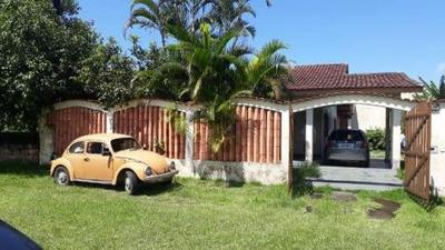 Casa Com Edícula No Balneário Gaivotas, Ref. 5269 M H