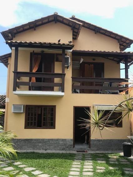 Casa Com 4 Dormitórios À Venda, 208 M² Por R$ 590.000 - Serra Grande - Niterói/rj - Ca0791