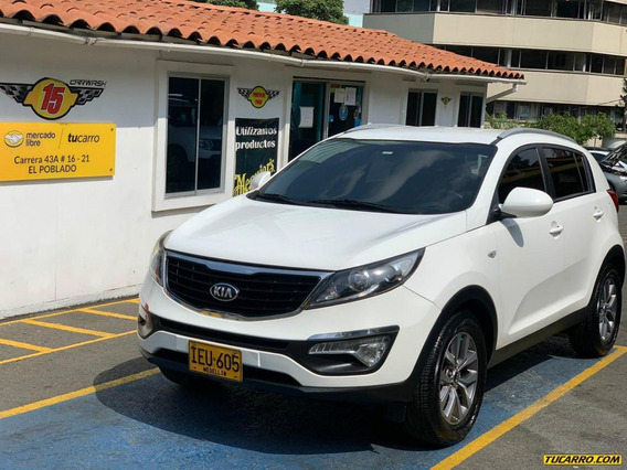 Kia New Sportage Revolution At 2000 4x2