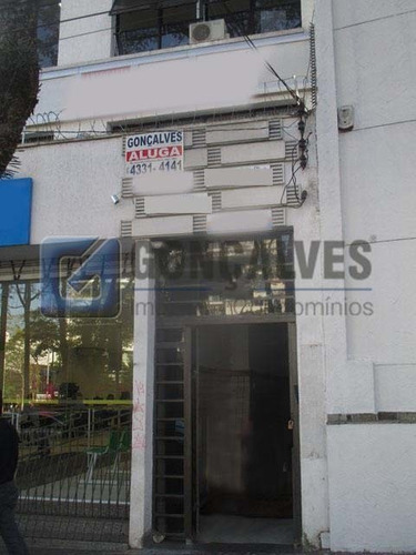 Imagem 1 de 4 de Locação Sala Sao Bernardo Do Campo Centro Ref: 18007 - 1033-2-18007