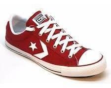 Zapatillas Converse Star Player Ev Ox Red-139388b
