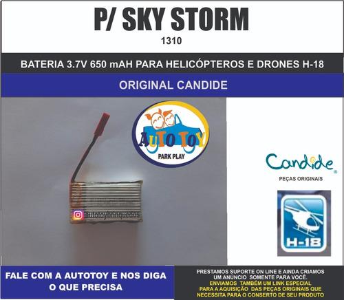 Sky Storm 1310- H-18- Candide - Bateria 3.7/ 650mah Original
