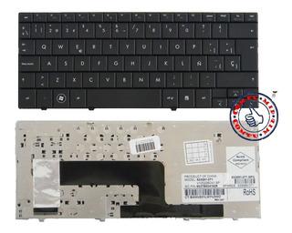 Teclado Hp Mini 110 -1000 Español 533549-161