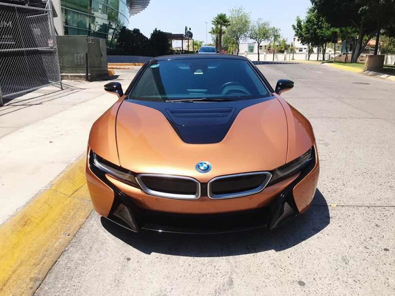 Bmw I8 1.5 Protonic Frozen Black Edition At 2019