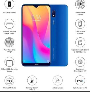 Xiaomi Redmi 8a 32gb ( Parcele Sem Juros)