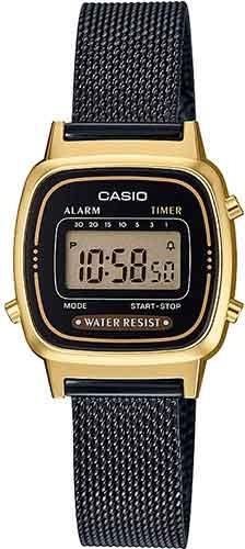 Relógio Casio Feminino Vintage La670wemb-1df