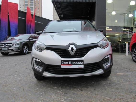 Renault Captur Intense 1.6 Flex Automatico