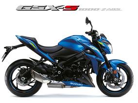 Suzuki Gsx-s1000z Abs 2019/2020 Azul - 0km