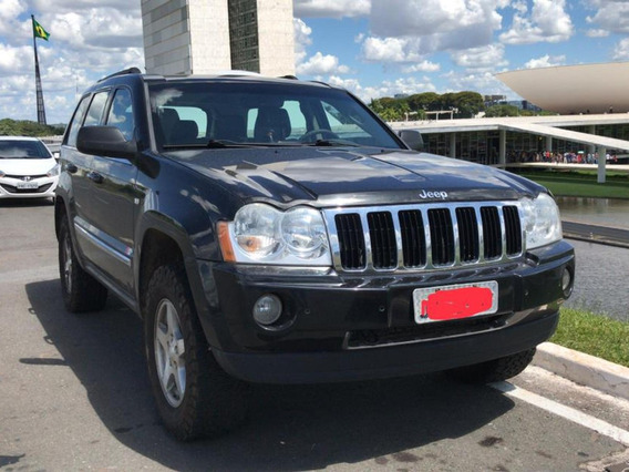 Linda Grand Cherokee Limited 4.7 2007. A Mais Bonita Do Df.