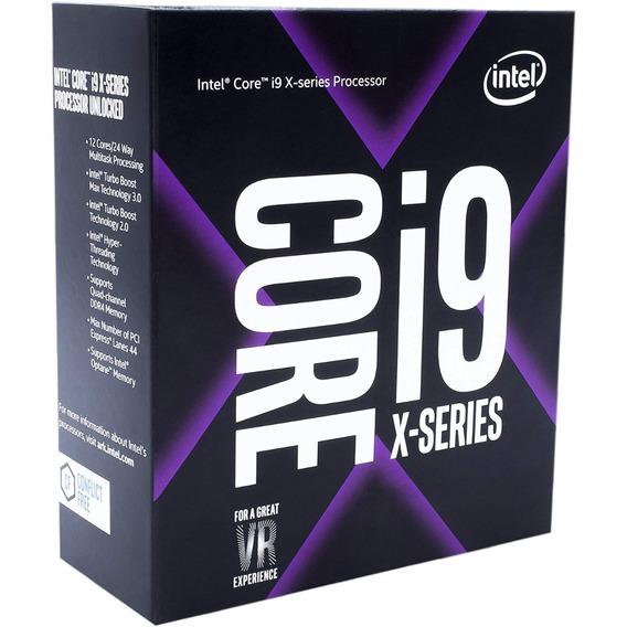 Processador Intel Core I9-7920x S2066 2.9ghz 16.5mb / Box