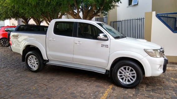 Toyota Hilux 3.0 Srv Diesel Automatica 4x4 Cab Dupla 12/13